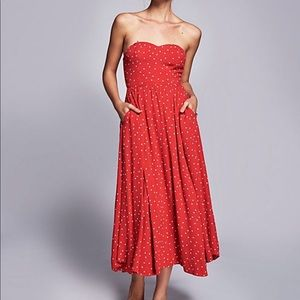 ❤️Free People Bella Donna Dress ❤️NWT 4 $148